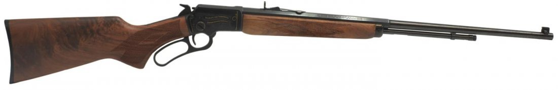 MARLIN 39AWL .22 LIMITED PRODUCTION RIFLE - 3