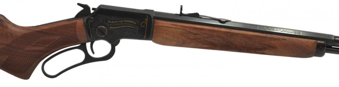 MARLIN 39AWL .22 LIMITED PRODUCTION RIFLE - 4