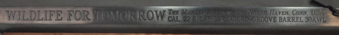 MARLIN 39AWL .22 LIMITED PRODUCTION RIFLE - 6