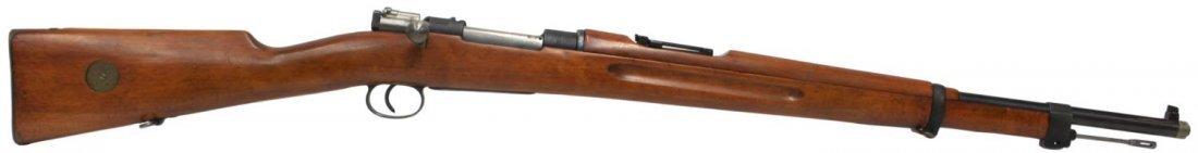 SWEDISH MAUSER MODEL 96-38 RIFLE, 6.5x55MM