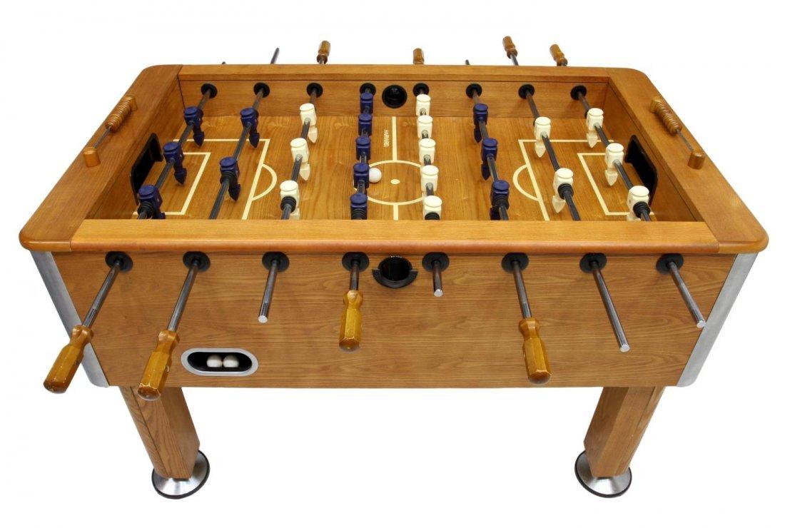 HARVARD FOOSBALL TABLE SOCCER GAME