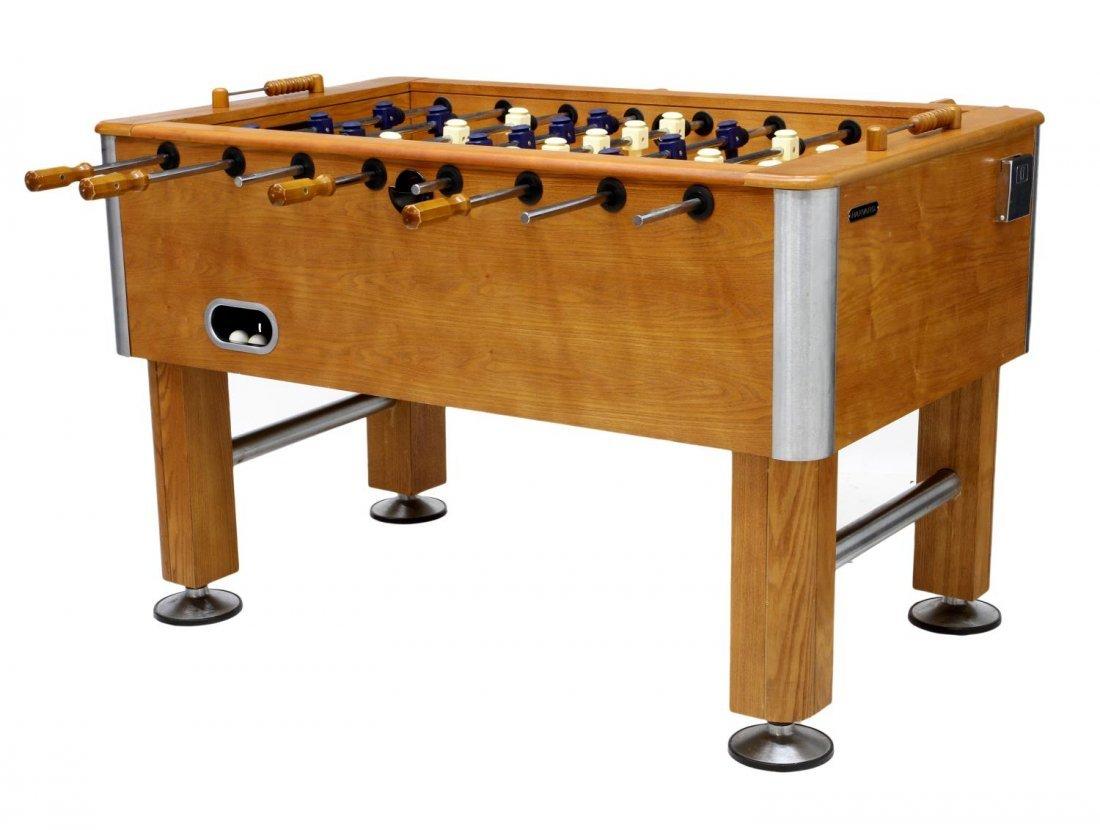 HARVARD FOOSBALL TABLE SOCCER GAME - 3
