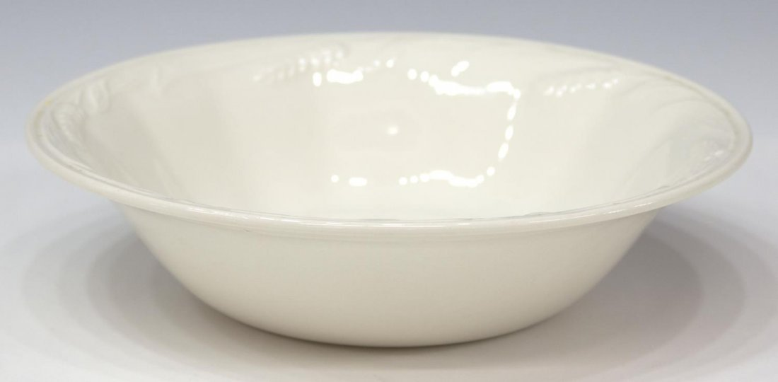 (53) ENGLISH ROYAL CROWNFORD IRONSTONE DINNER SET - 7