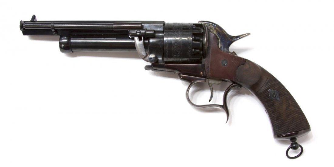 REPRODUCTION LeMAT REVOLVER SHOTGUN