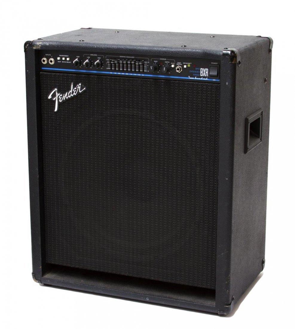"""FENDER BXR GUITAR AMPLIFIER, 200 WATT, 15"""" SPEAKER"""
