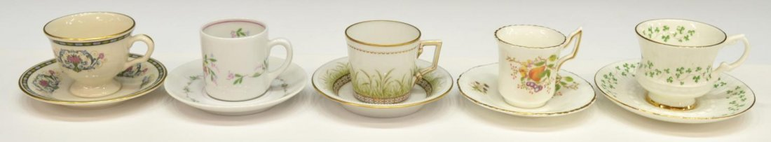 DANBURY MINT CUPS AND SAUCERS OF THE WORLD - 3