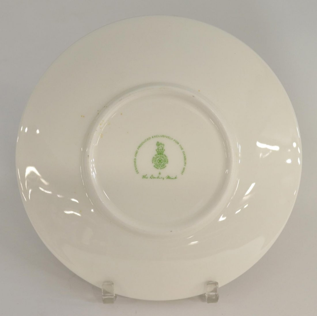 DANBURY MINT CUPS AND SAUCERS OF THE WORLD - 5