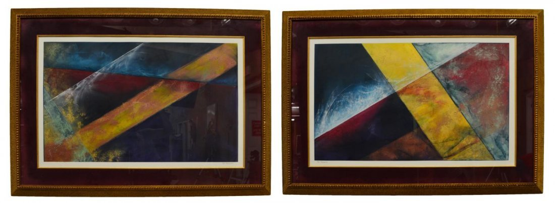 KATI ROBERTS (B. 1958), MODERN ART