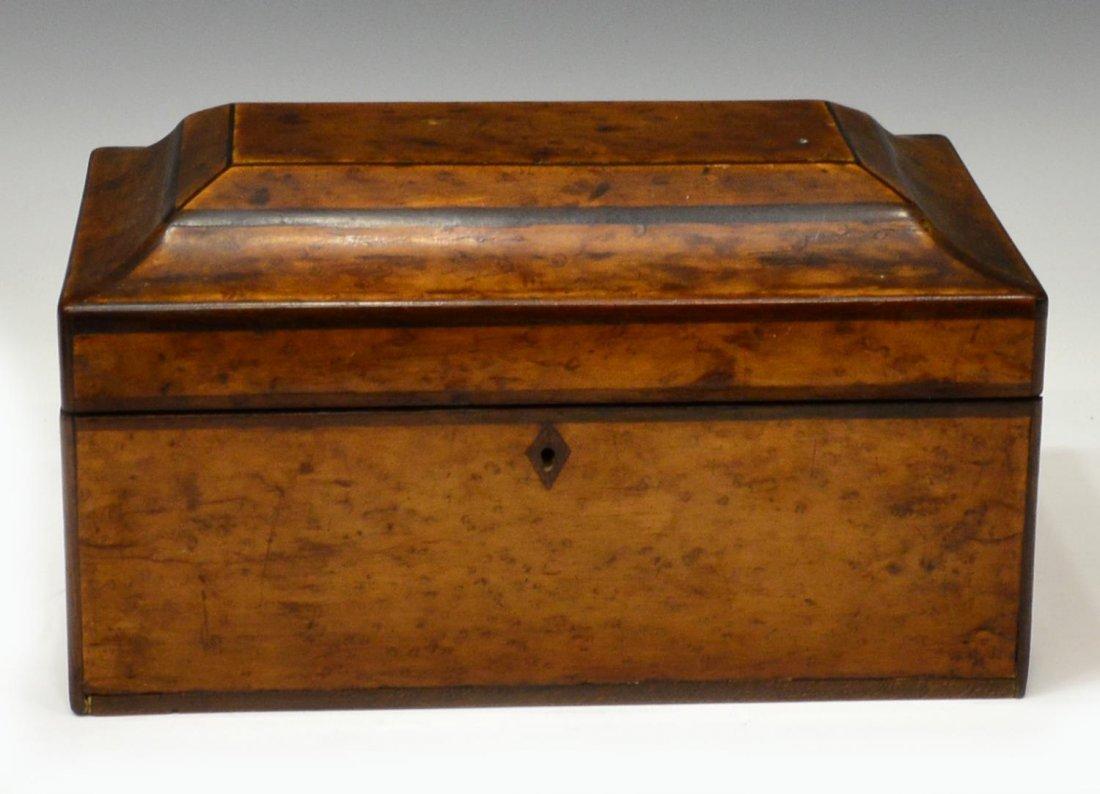 (3) CONTINENTAL FIGURED WOOD TABLE BOX & CHERUBS