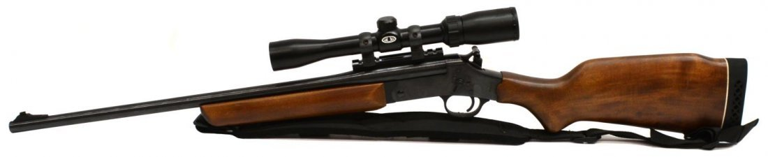 ROSSI SINGLE SHOT 7.62MM RIFLE - 2