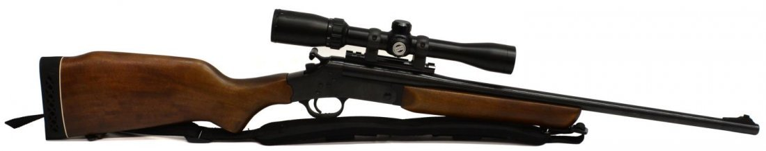 ROSSI SINGLE SHOT 7.62MM RIFLE - 5