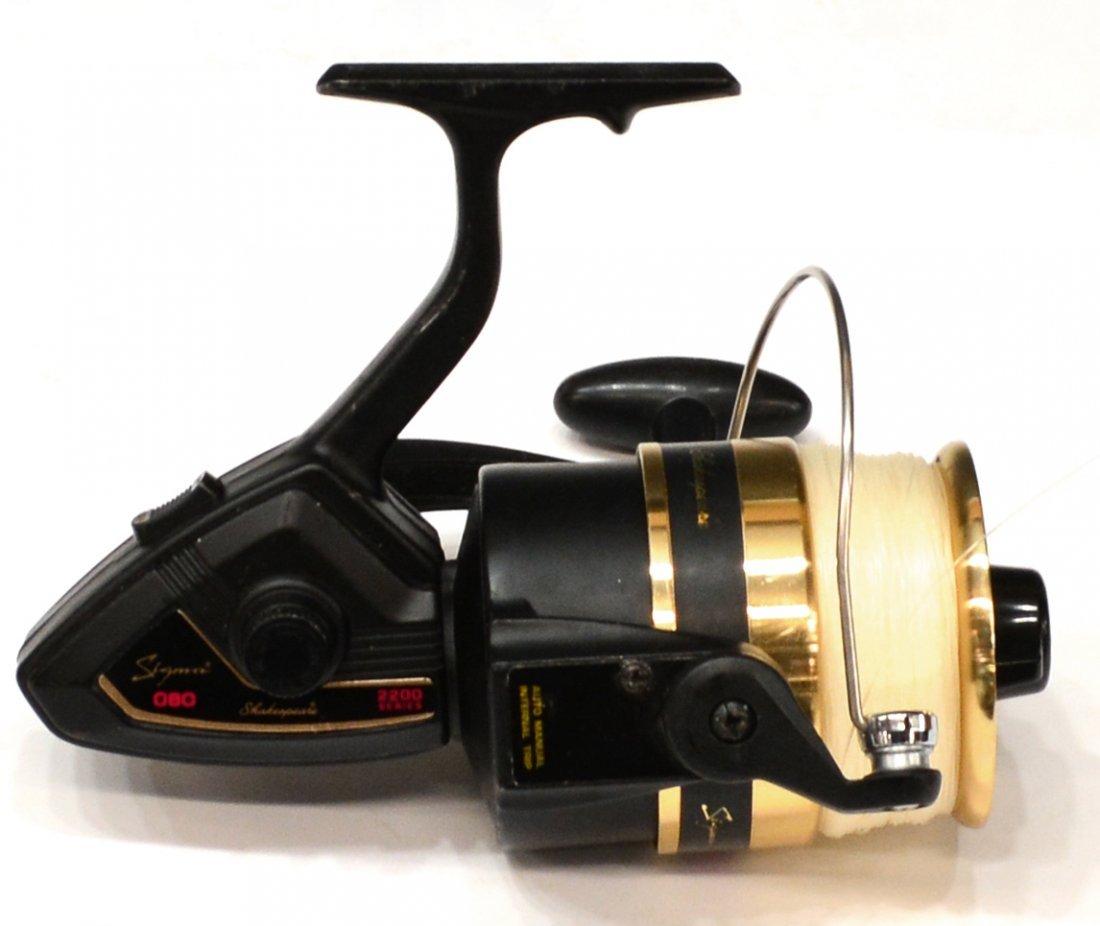 (2) ABU GARCIA & SHAKESPEARE FISHING REELS - 2