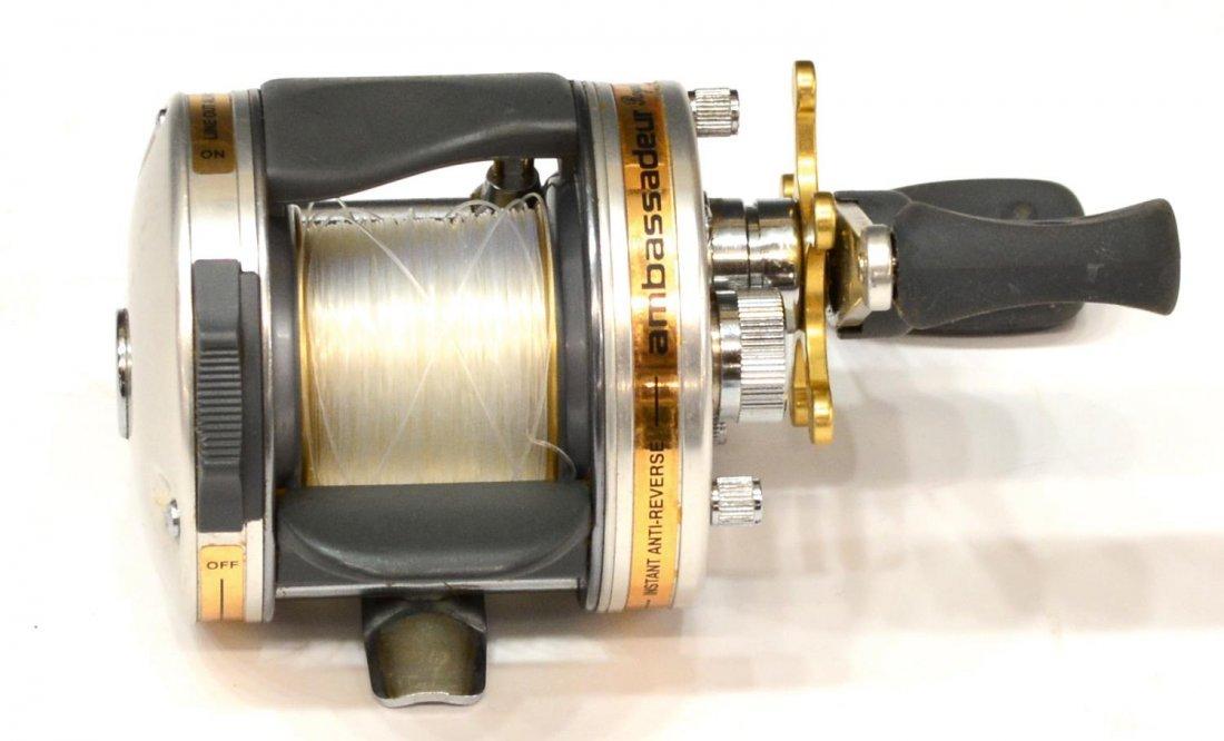 (2) ABU GARCIA & SHAKESPEARE FISHING REELS - 5