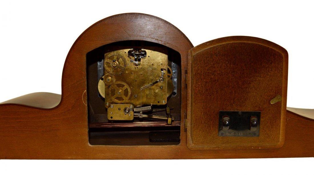 GERMAN HERMLE SCHWEBEANKER WESTMINSTER CLOCK - 4