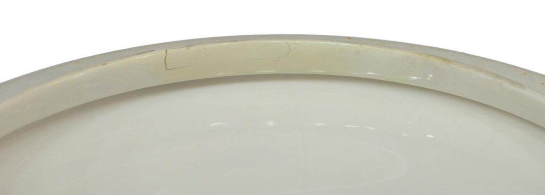 (8) HEREND CHINESE BOUQUET PORCELAIN DINNERWARE - 7