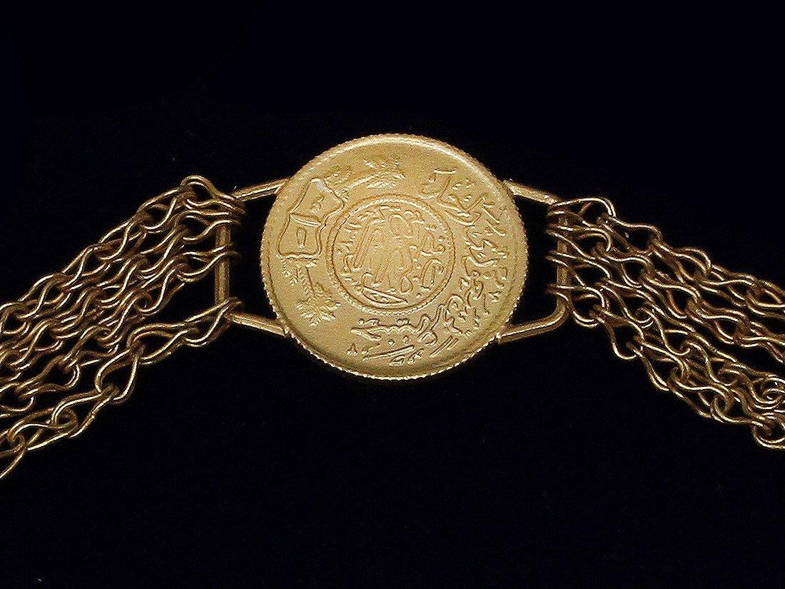 GOLD PRESENTATION SWORD, TEXAS, DARRELL ROYAL - 6