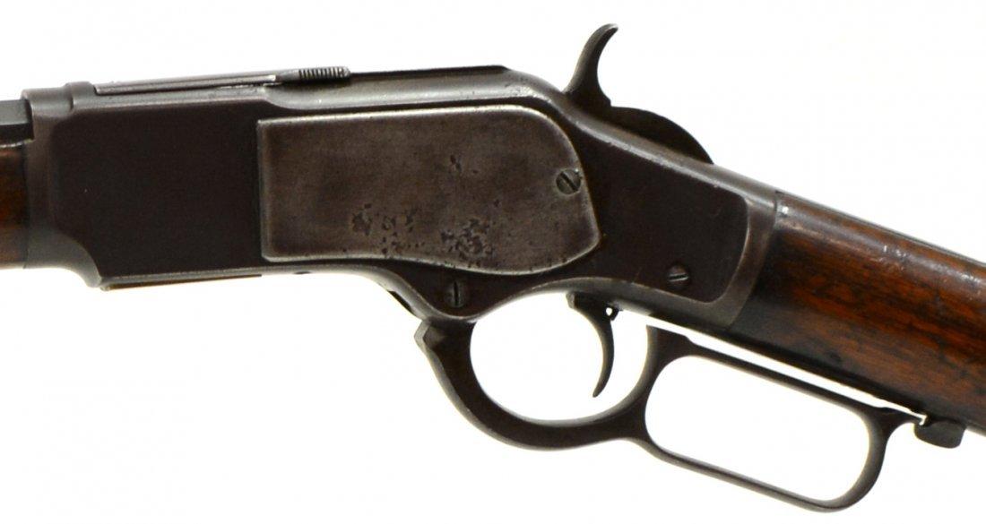 WINCHESTER MODEL 1873 RIFLE, .38 CALIBER, MFG 1887