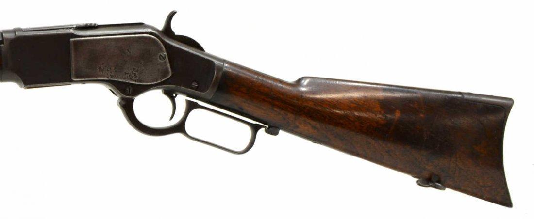 WINCHESTER MODEL 1873 RIFLE, .38 CALIBER, MFG 1887 - 3