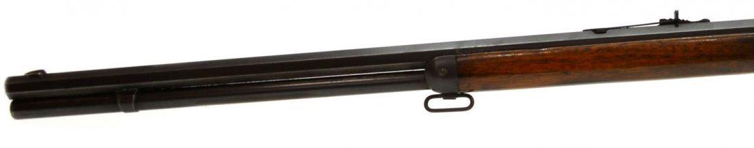 WINCHESTER MODEL 1873 RIFLE, .38 CALIBER, MFG 1887 - 4