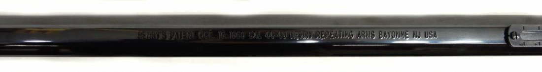 HENRY H011D ORIGINAL DELUXE ENGRAVED 44-40 RIFLE - 8
