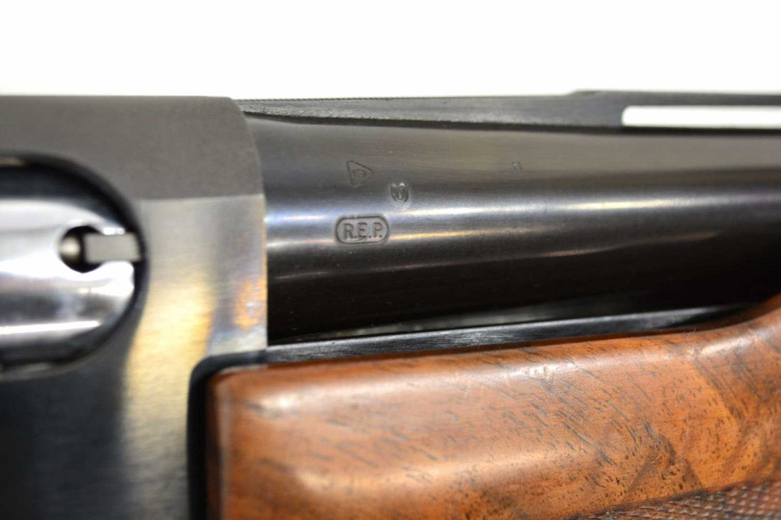 REMINGTON 870 TRAP PUMP 12 GAUGE SHOTGUN - 10