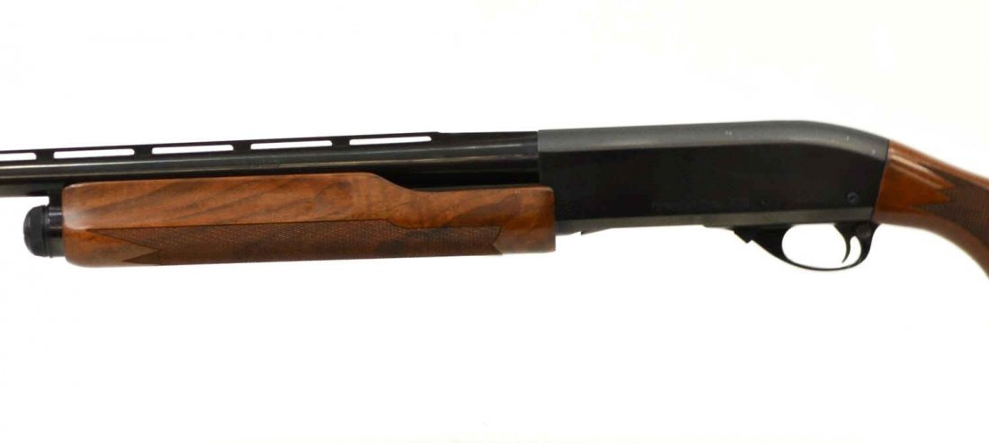 REMINGTON 870 TRAP PUMP 12 GAUGE SHOTGUN - 2