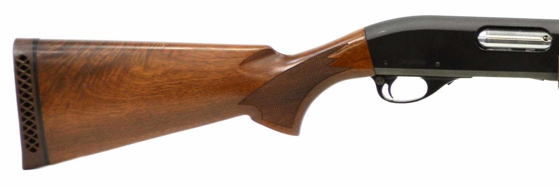 REMINGTON 870 TRAP PUMP 12 GAUGE SHOTGUN - 6