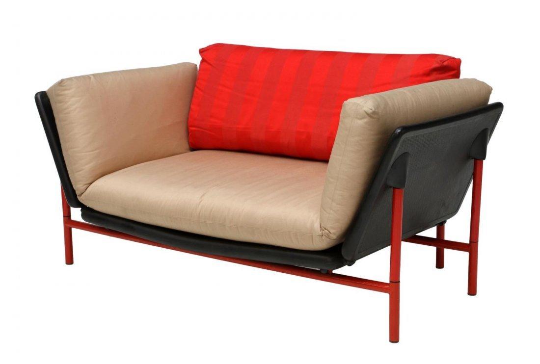 MODERN SOFA, ETTORE SOTTSASS, MEMPHIS for Ettore Sottsass Sofa  75tgx