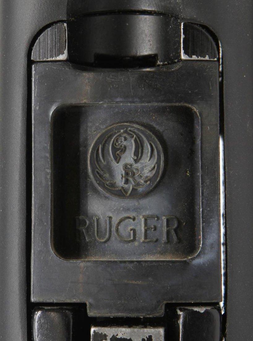 RUGER 10/22 SEMI-AUTOMATIC CARBINE & SCOPE - 6