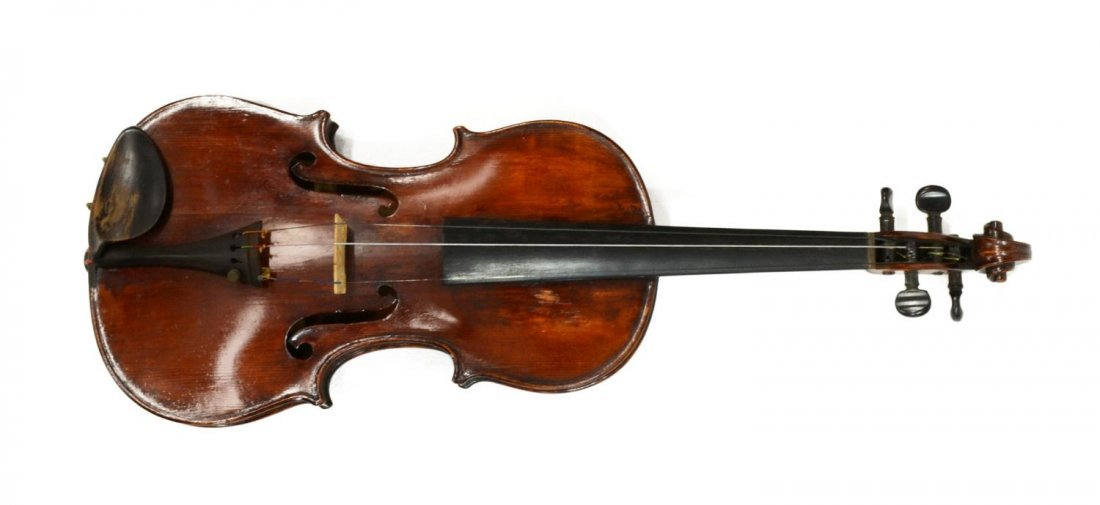 GERMAN LOWENDALL CONSERVATORY VIOLIN & CASE