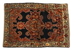 PERSIAN HAMADAN HAND TIED RUG 62 x 43