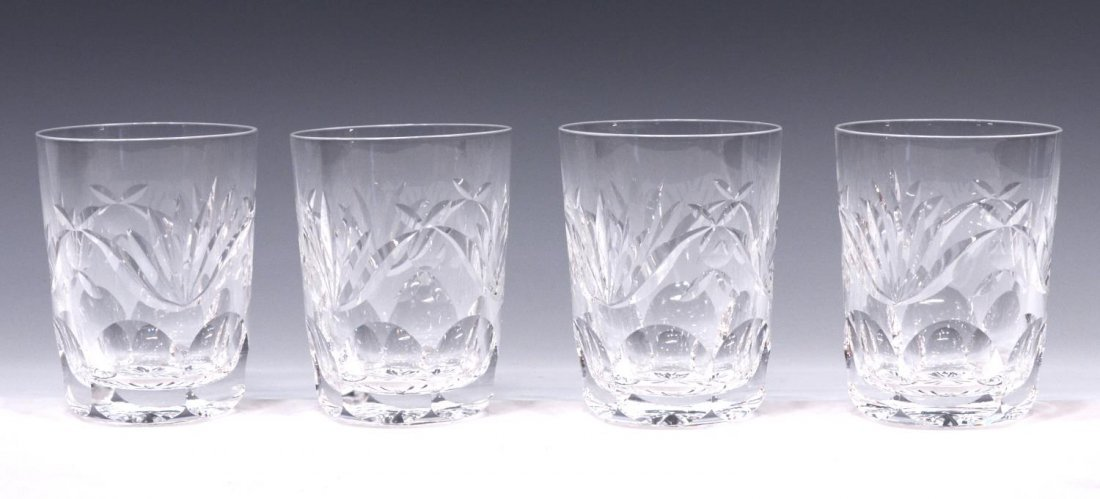 (17) WATERFORD GLENMORE GOBLETS & ASHLING TUMBLERS - 5