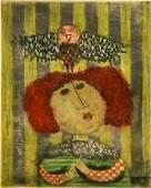 GRACIELA RODO BOULANGER (BOLIVIAN/FRENCH B. 1935)