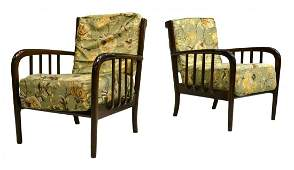 DESIGN ATTRIBUTED TO PAOLO BUFFA MODERN ARM CHAIR