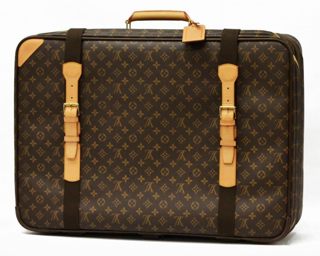 LOUIS VUITTON 'SATELLITE 70' TRAVELING LUGGAGE BAG