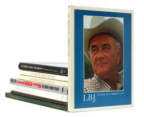 (8) Books: Lyndon B. Johnson, 36th U.s. President