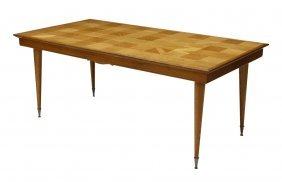 French Mid-century Modern Dining Table
