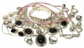 Collection Of Southwest & 925 Sterling Jewelry