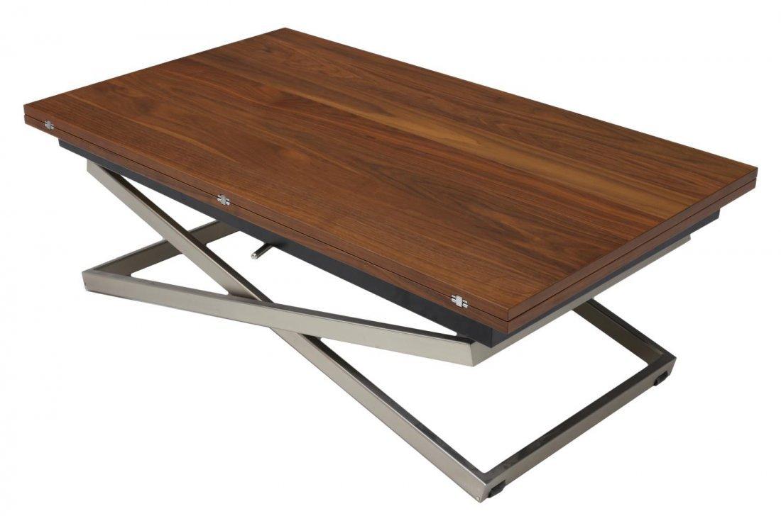 rubi adjustable coffee  dining table - boconcept rubi adjustable coffee  dining table