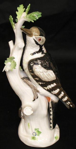 11: MEISSEN BIRD LARGE