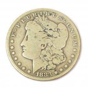U.S. 1883 CARSON CITY SILVER DOLLAR