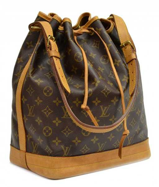 8551b7d87345 LOUIS VUITTON  NOE GM  MONOGRAM CANVAS BUCKET BAG. placeholder. See Sold  Price