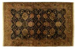 """HAND TIED PERSIAN STYLE RUG, 8'5"""" x 5'6"""""""
