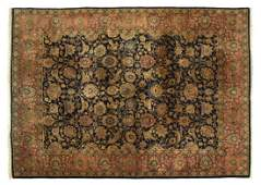 """HAND TIED PERSIAN STYLE RUG, 10'3"""" x 8'1"""""""