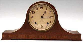 SETH THOMAS MAHOGANY CASED MANTLE CLOCK