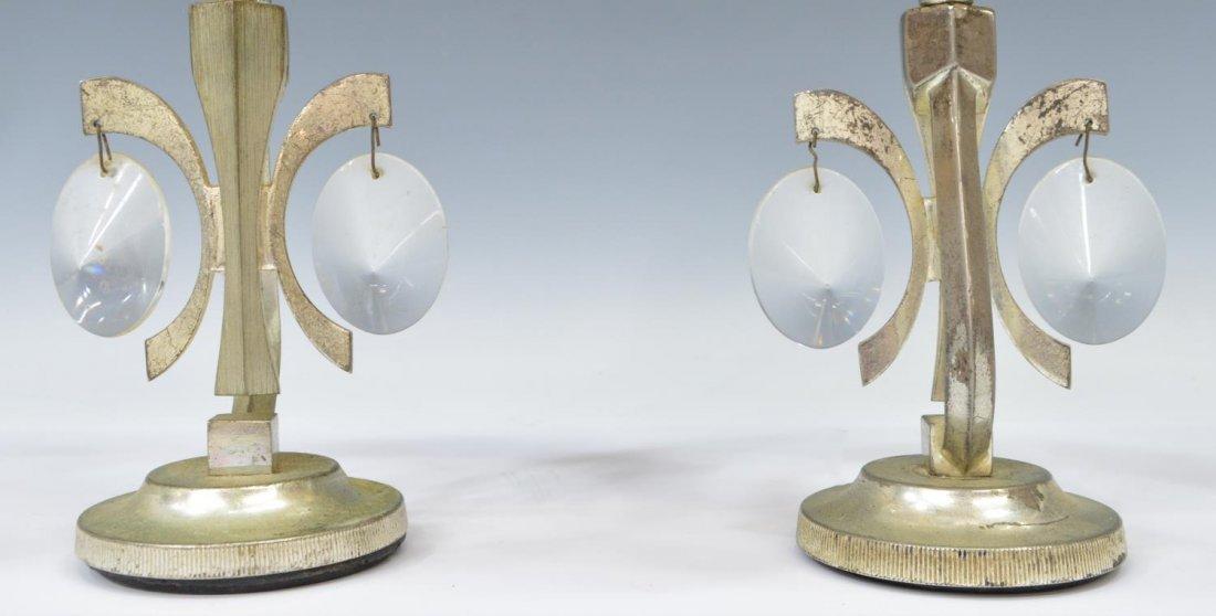 (2) SCIOLARI DESIGN ITALIAN MODERN TABLE LAMPS - 2