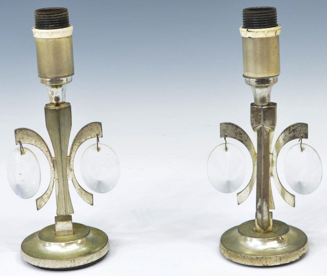 (2) SCIOLARI DESIGN ITALIAN MODERN TABLE LAMPS - 3