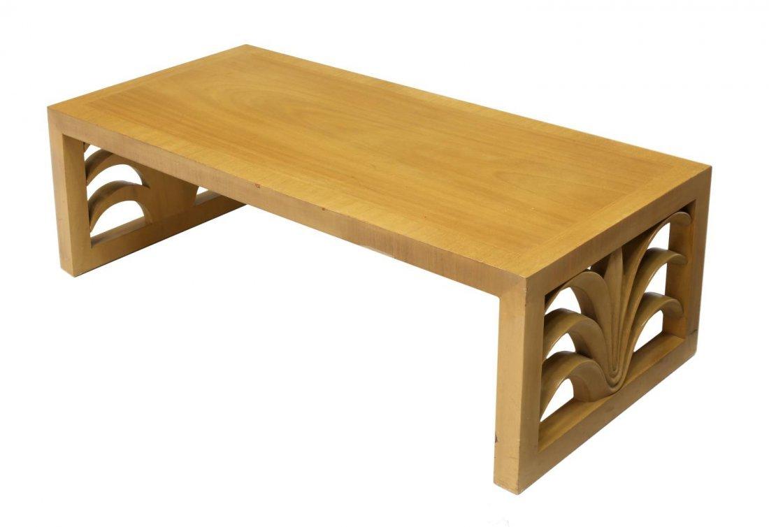 TH ROBSJOHN-GIBBINGS WIDDICOMB PLUME COFFEE TABLE