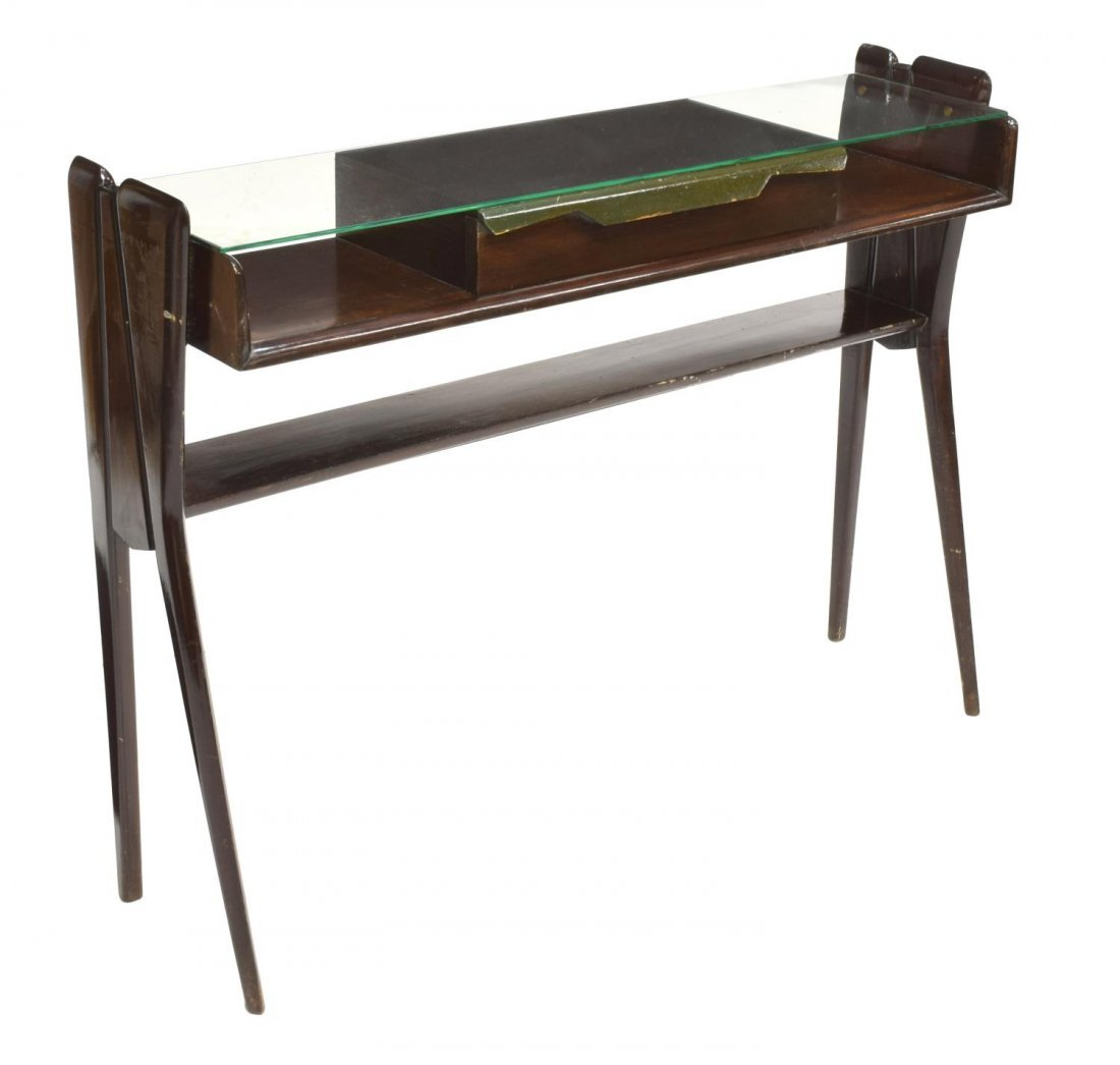 ITALIAN MID-CENTURY MODERN CONSOLE TABLE