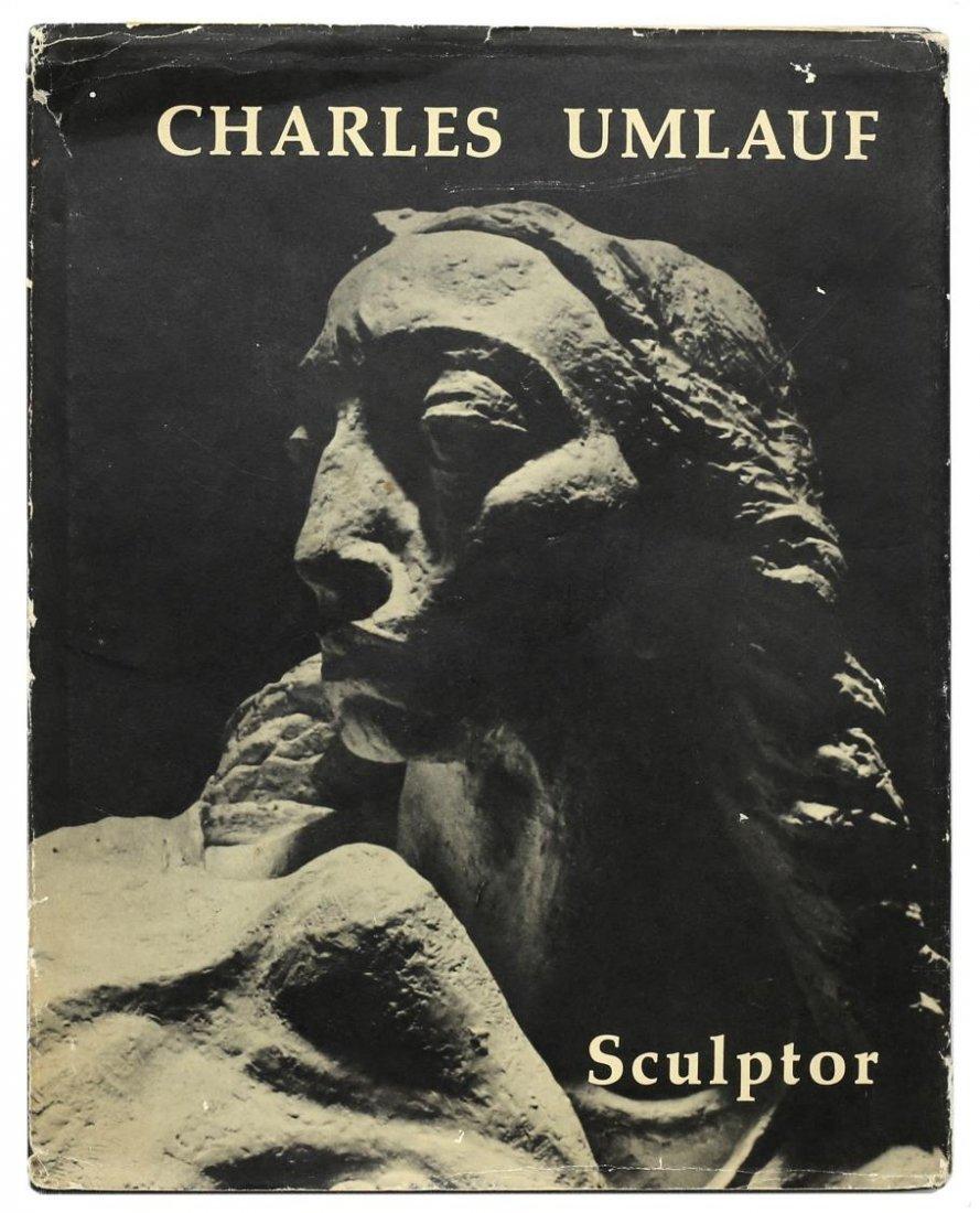 CHARLES UMLAUF(1911-1994)CHARCOAL PORTRAIT, A LADY - 5